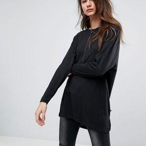 Noisy May fran raglan seam long sleeved top
